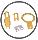 Stamped Parts And Components Brass